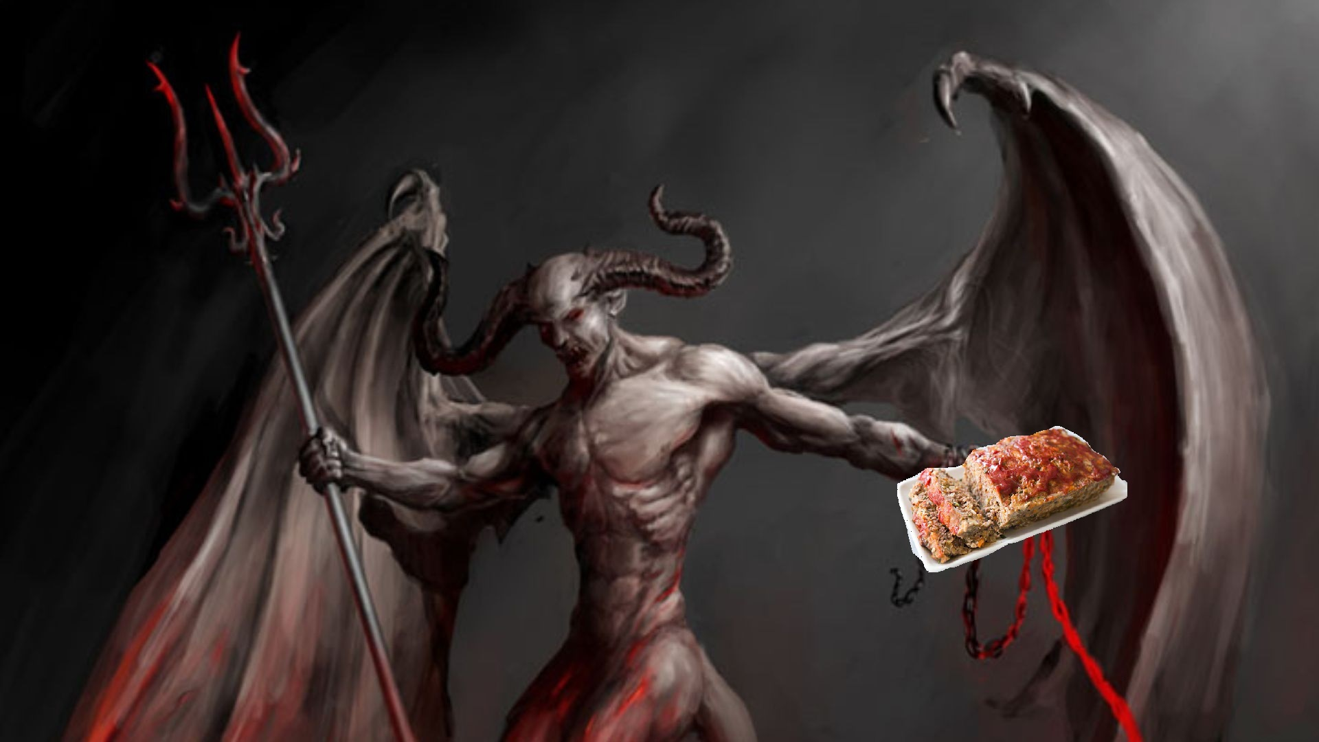 Mephistopheles Mixed Meat Mystery Meat Meatloaf Meat